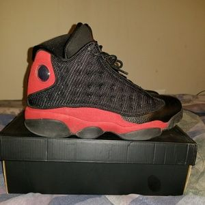 Bred 13s 2013 release